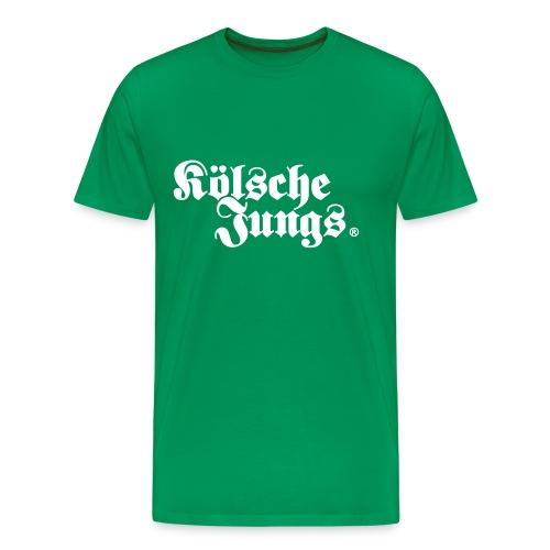 Kölsche Jungs Classic - Männer Premium T-Shirt