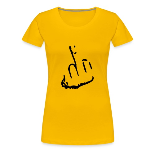 ma - T-shirt Premium Femme
