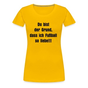 Wonderful Team - Frauen Premium T-Shirt