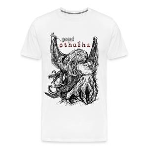 Great Cthulhu - Männer Premium T-Shirt