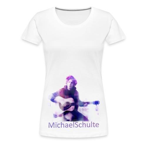 Michael Schulte Skyline - Frauen Premium T-Shirt