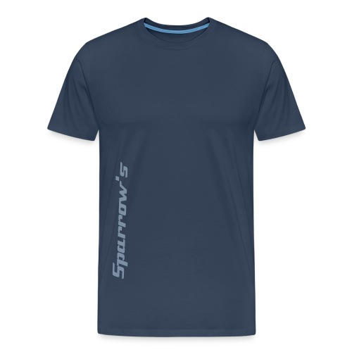 Men's t-shirt vertical - Men's Premium T-Shirt