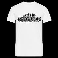 T-Shirts ~ Männer T-Shirt ~ i love snooker