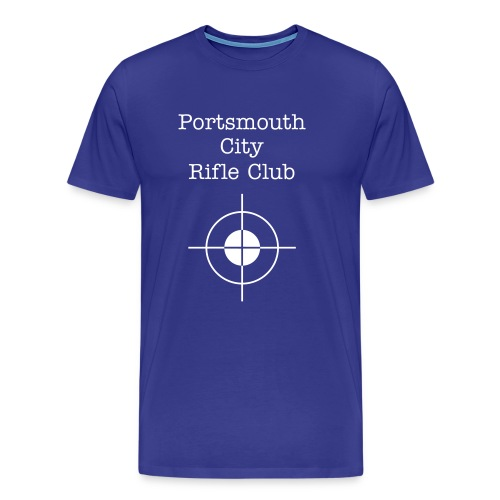 Men's Premium T-Shirt - Breathable Mens T-Shirtt . This shirt comes with the Portsmouth City team branding on the front. Each shirt is printed using High-Tech sports print which never loses it's shape or colour.