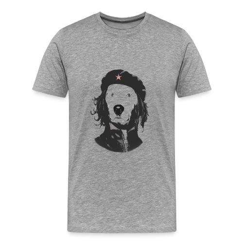 Cane Rivoluzionario - Maglietta Premium da uomo