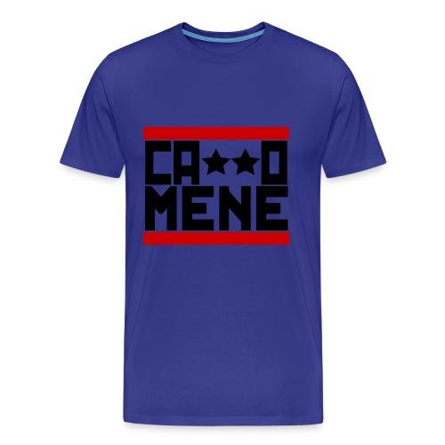 Ca**o mene Design 1 - Maglietta Premium da uomo