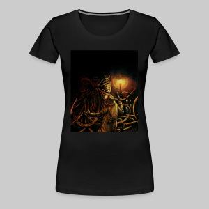 WTP: Call of Cthulhu No.2  - Women's Premium T-Shirt