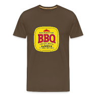 T-Shirts ~ Männer Premium T-Shirt ~ BBQ Barbecue - More Than Grilling