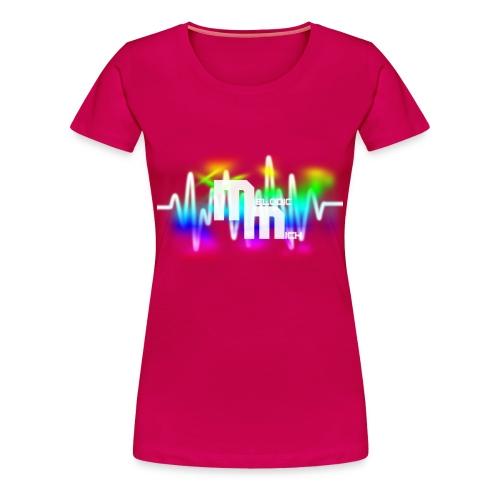 V PINK - Vrouwen Premium T-shirt