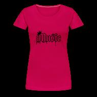 Tee shirts ~ T-shirt Premium Femme ~ Numéro de l'article 20029446