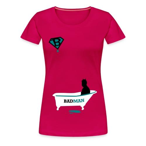 Badman - Vrouwen Premium T-shirt