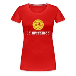 Ladies Fcberrari T-Shirt - Women's Premium T-Shirt