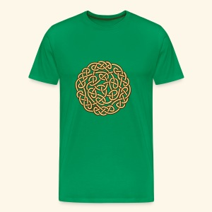 Celtic Ornament - Männer Premium T-Shirt