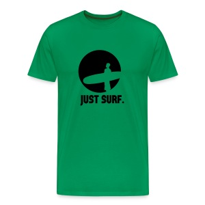 Shirt Men Surf - Männer Premium T-Shirt