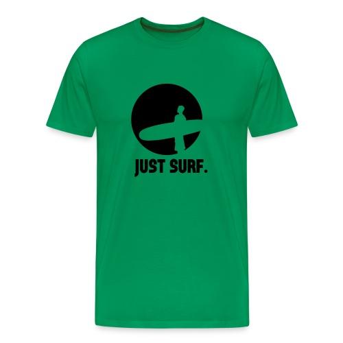 Shirt Men Surf - Männer Premium T-Shirt