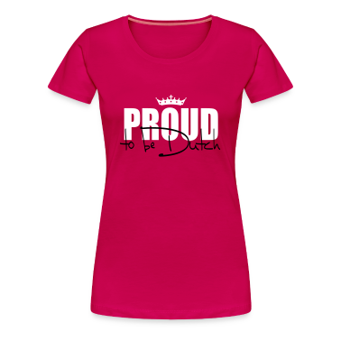 Proud to be Dutch T-Shirts