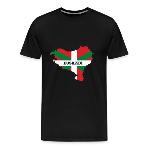 Baskenland - Männer Premium T-Shirt