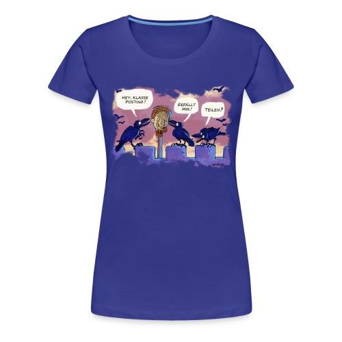 Klasse Posting! - Frauen Premium T-Shirt