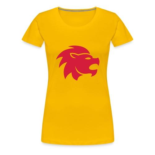 Leeuw - Vrouwen Premium T-shirt