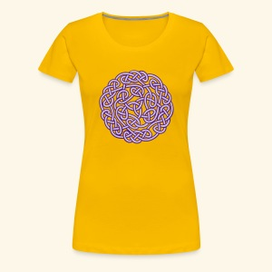 Celtic Ornament, Girlie - Frauen Premium T-Shirt
