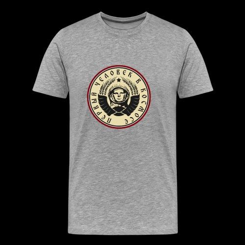 Kosmonaut 4c - Männer Premium T-Shirt