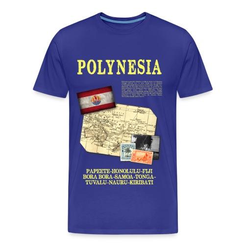 Polynesia - World Tour Expedition - T-shirt Premium Homme