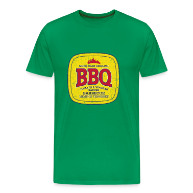 BBQ Barbecue - More Than Grilling (oldstyle)