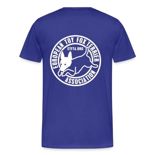 ETFTA miesten t-paita - Miesten premium t-paita