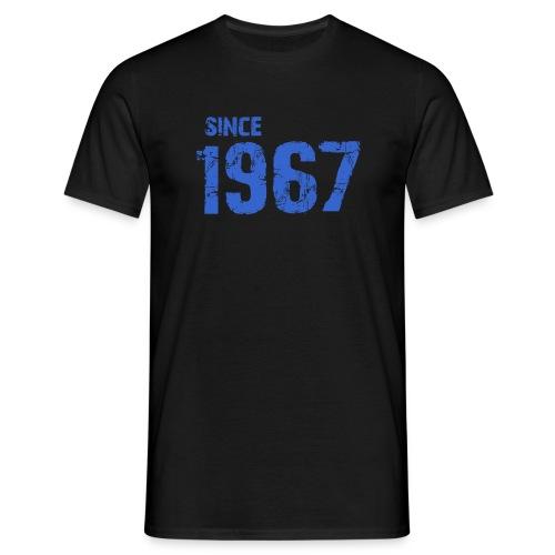 Since 1967 - Mannen T-shirt