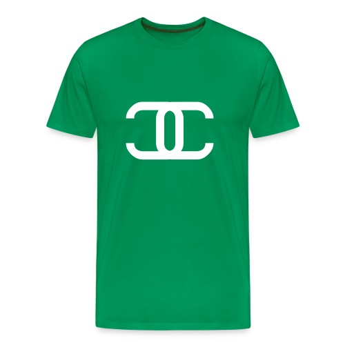 cr4fterschannel official T-shirt! - Mannen Premium T-shirt