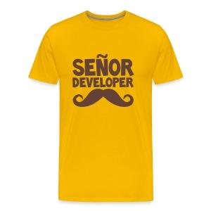 The Aloha Muchacho - Men's Premium T-Shirt