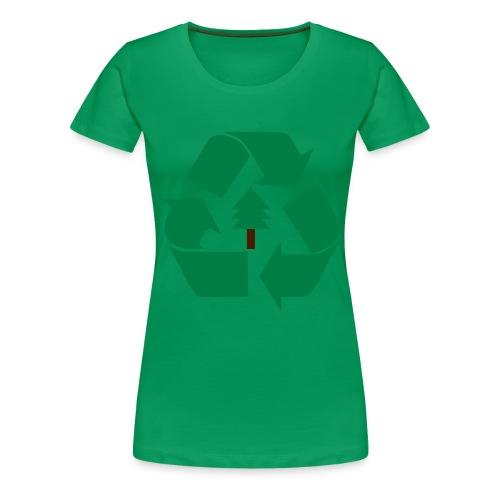 green peace - T-shirt Premium Femme