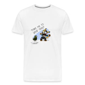 Utorak & The Duck - Men's Premium T-Shirt