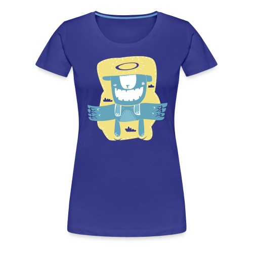 Angel of Ted adult - Women's Premium T-Shirt