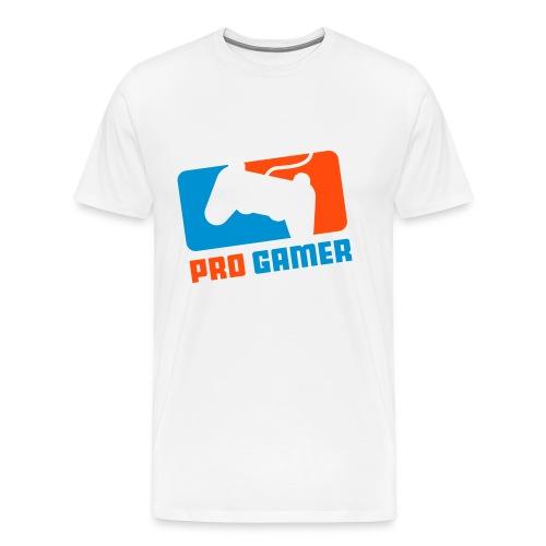 Pro Gamer -  T-Shirt - Man - Mannen Premium T-shirt
