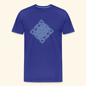 Celtic Ornament, Kerlie - Männer Premium T-Shirt