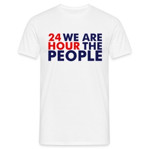 We Are the People - Men's T-Shirt