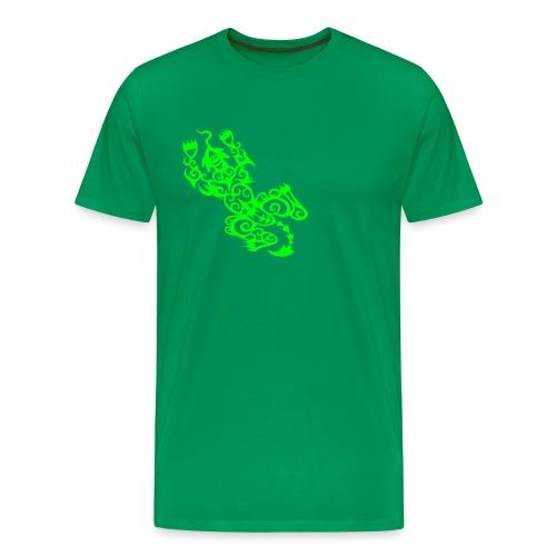 T-Shirt Etrange Creature - T-shirt Premium Homme