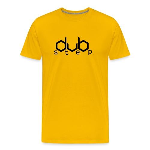 DubStep - Black - Männer Premium T-Shirt