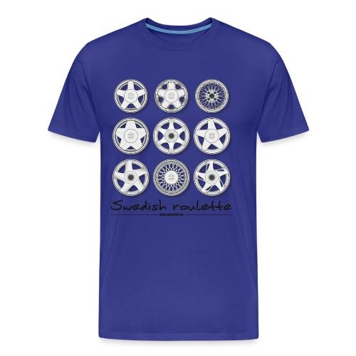 T-shirt homme - Swedish roulette - T-shirt Premium Homme