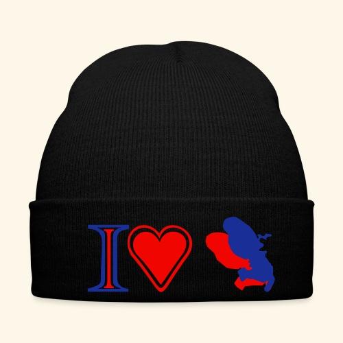 i love Martinique - Bonnet d'hiver