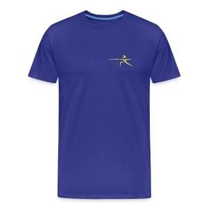 SGS T-Shirt beidseitig - Männer Premium T-Shirt