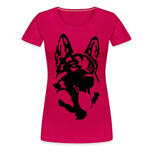 Dog/Style - Frauen Premium T-Shirt