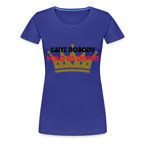 2NE1 - Can't Nobody - Women's Premium T-Shirt