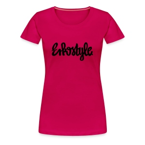 Erkostyle – Simple - Frauen Premium T-Shirt