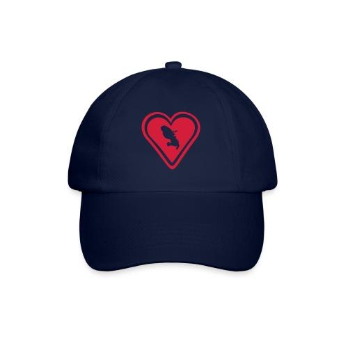 i love Martinique - Baseball Cap