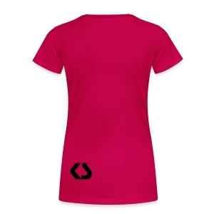 KulturSchock Basic  -Shirt-Women  - Frauen Premium T-Shirt
