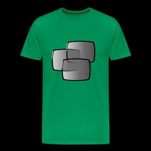 TV Schirme Mattscheiben Fernseher - Männer Premium T-Shirt