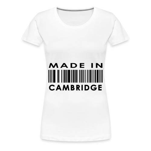 Keep Cam - Women's Premium T-Shirt