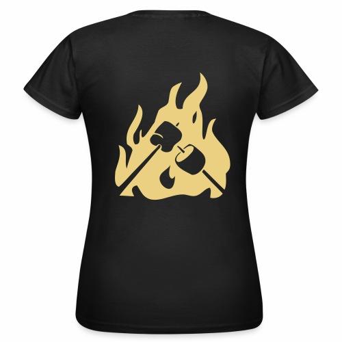 Marshmallow - T-shirt Femme